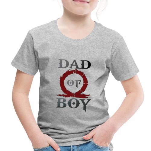 Dad Of Boy - Toddler Premium T-Shirt