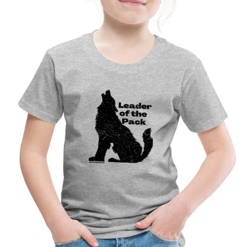 Kid's Leader of the Pack - Toddler Premium T-Shirt