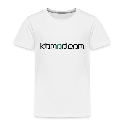 kbmoddotcom - Toddler Premium T-Shirt