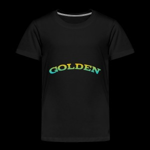 Golden shirts for kids and babys - Toddler Premium T-Shirt