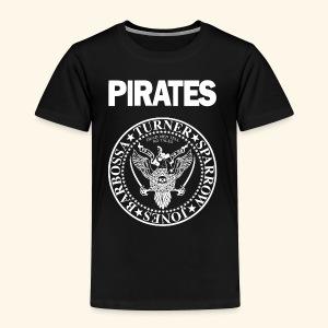 Punk Rock Pirates [heroes] - Toddler Premium T-Shirt