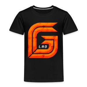 GG_Lad Logo - Toddler Premium T-Shirt