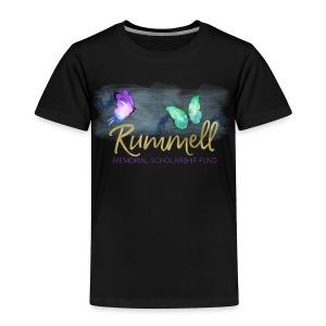 Rummell Memorial Scholarship Fund - Toddler Premium T-Shirt