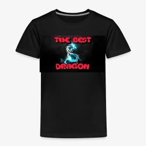 The best dragon - Toddler Premium T-Shirt