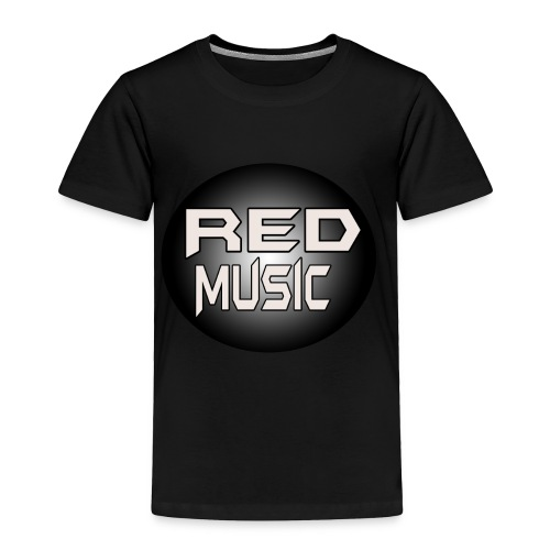 Red Music Logo 2017 - Toddler Premium T-Shirt