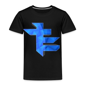 Simple LightningTE Logo - Toddler Premium T-Shirt