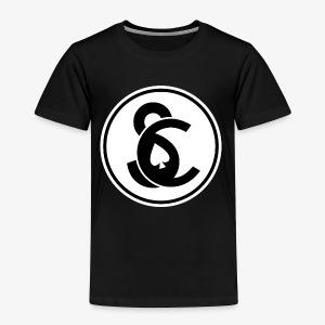 SC Spade Logo - Toddler Premium T-Shirt