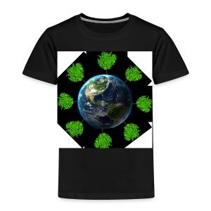 Oaktree world - Toddler Premium T-Shirt