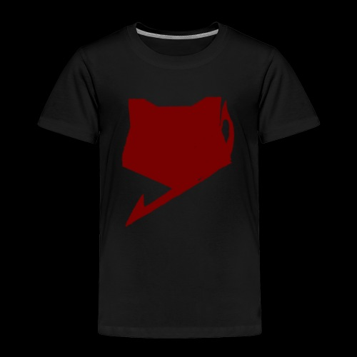 FoxTailArmy Red Logo Kids Shirt - Toddler Premium T-Shirt