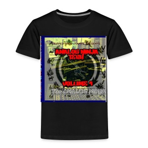 Analog Ninja Gear - Toddler Premium T-Shirt