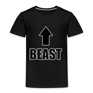 beast - Toddler Premium T-Shirt