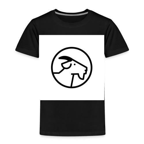 XAVIERDAGOAT Signature - Toddler Premium T-Shirt