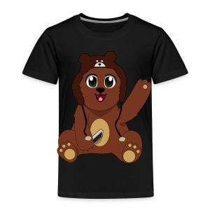 Nathan Piland Bear - Toddler Premium T-Shirt