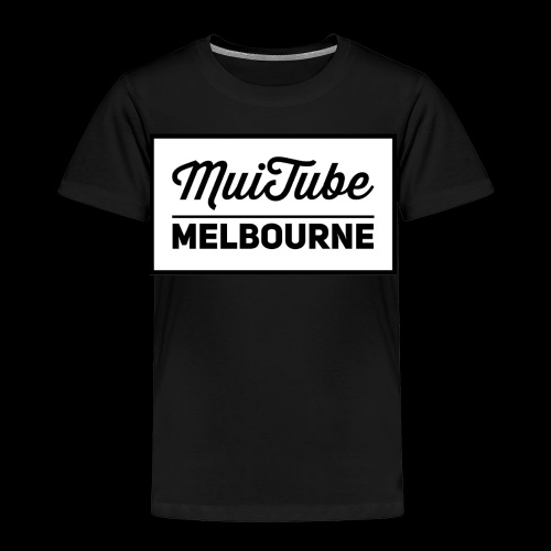 Muitube Melbourne - Toddler Premium T-Shirt