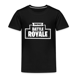 Fortnite Battle Royale Logo - Toddler Premium T-Shirt