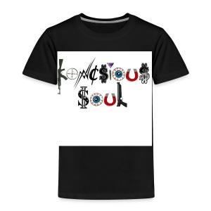 Konscious Soul - Toddler Premium T-Shirt