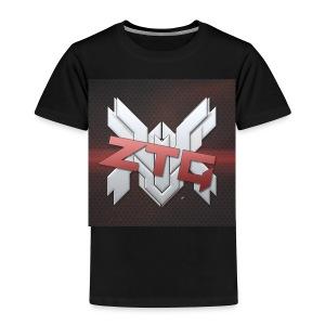 ZTG GAMING MERCH - Toddler Premium T-Shirt