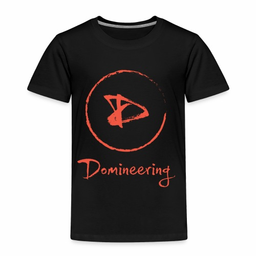 Domineering Channel - Toddler Premium T-Shirt