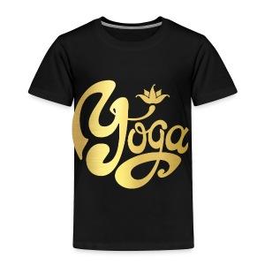 YOGA COLLECTION - Toddler Premium T-Shirt