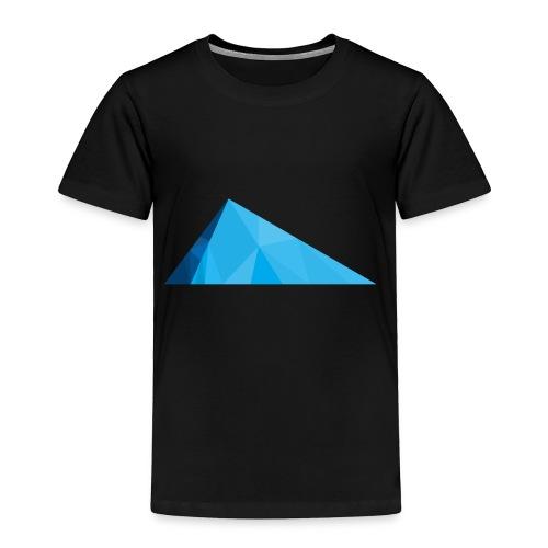Glacier Ice logo - Toddler Premium T-Shirt