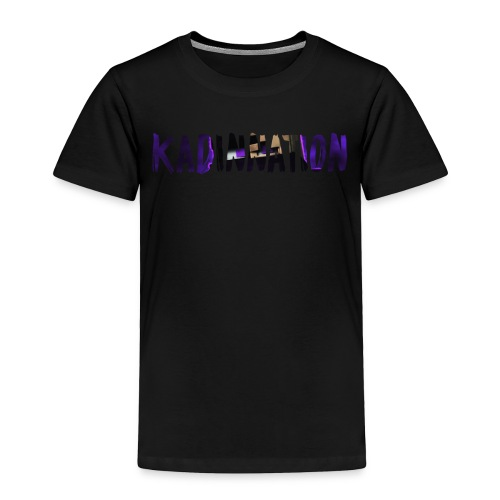 KadinNation Text - Toddler Premium T-Shirt