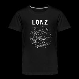 lonz logo 1 - Toddler Premium T-Shirt