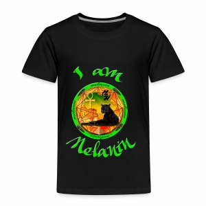The Melanin Mandala - Toddler Premium T-Shirt