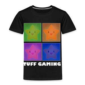 Artsy Tuff - T-Shirts - Toddler Premium T-Shirt