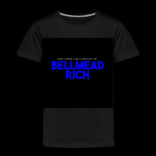 Bellmead Rich - Toddler Premium T-Shirt