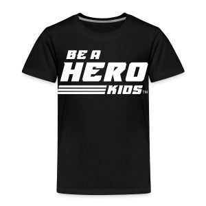 BHK secondary white TM - Toddler Premium T-Shirt
