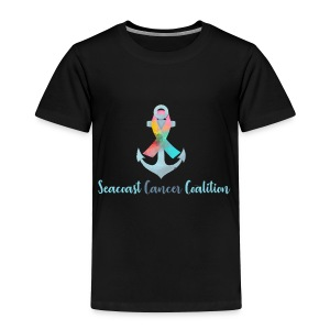 Seacoast Cancer Coalition Launch - Toddler Premium T-Shirt