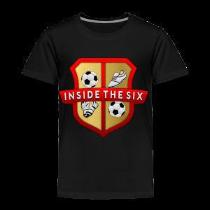 Big Logo - Toddler Premium T-Shirt