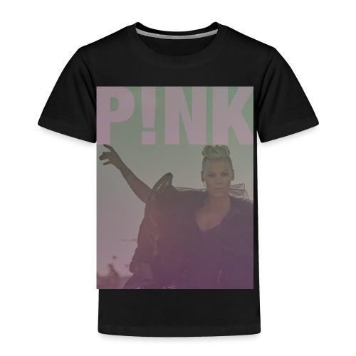 Unofficial P!nk Colorful Design - Toddler Premium T-Shirt