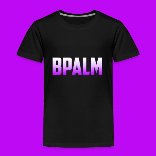 Original BPalm Logo - Toddler Premium T-Shirt