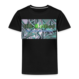 silk method - Toddler Premium T-Shirt