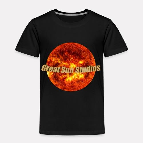 GreatSunStudios Logo - Toddler Premium T-Shirt