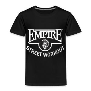street workout shirts - Toddler Premium T-Shirt