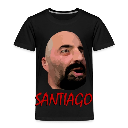 Santiago - Toddler Premium T-Shirt
