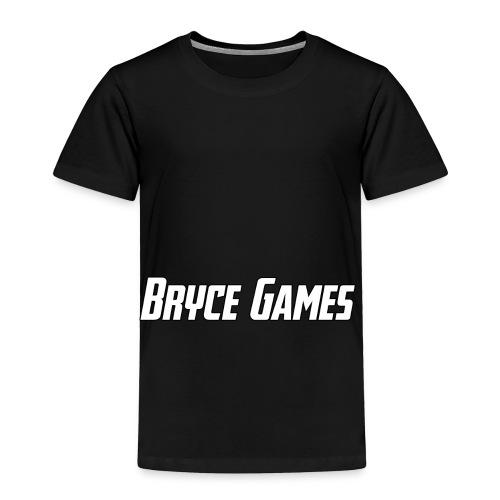 Bryce Games - Toddler Premium T-Shirt