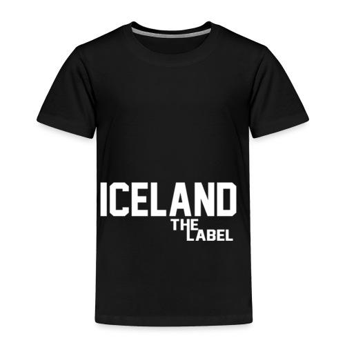 iceland_the_label_printable - Toddler Premium T-Shirt