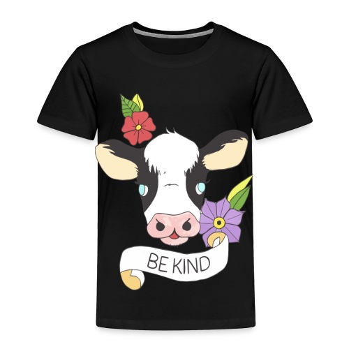Be kind - Toddler Premium T-Shirt