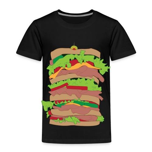 The Dagwood - Toddler Premium T-Shirt