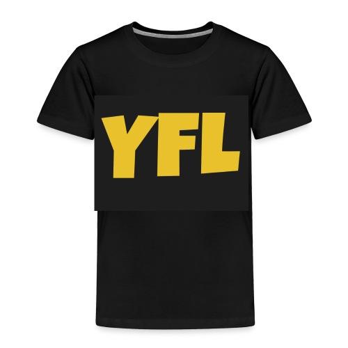 YoungForLife cloths - Toddler Premium T-Shirt