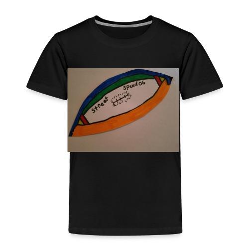 street speed06 - Toddler Premium T-Shirt