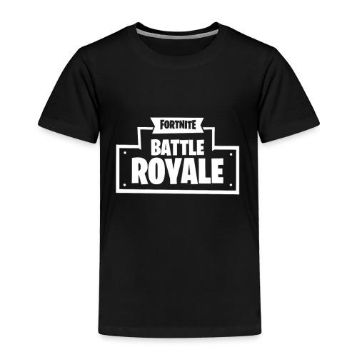 Fortnite Battle Royale Logo - Toddler Premium T-Shirt