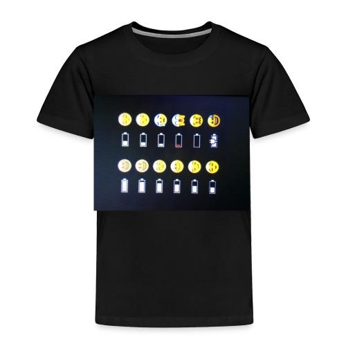 Battery life !?!!! - Toddler Premium T-Shirt