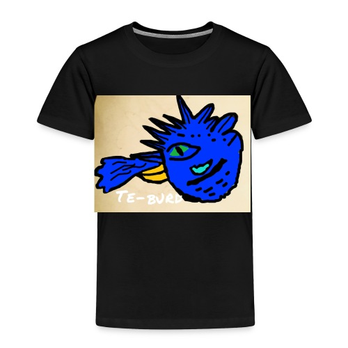 Te-Burd merchandise - Toddler Premium T-Shirt