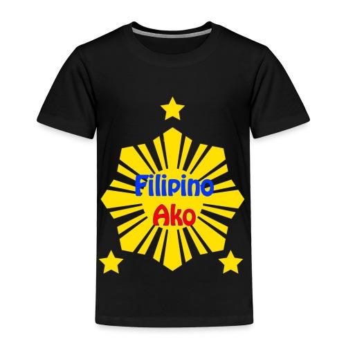Filipino Ako T Shirt - Toddler Premium T-Shirt