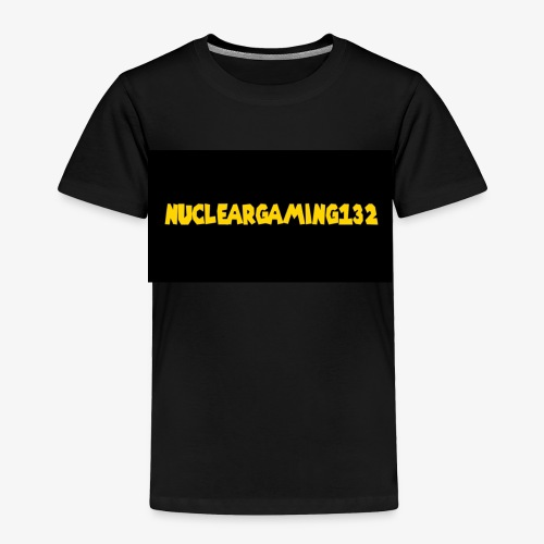 NuclearGaming132 - Toddler Premium T-Shirt