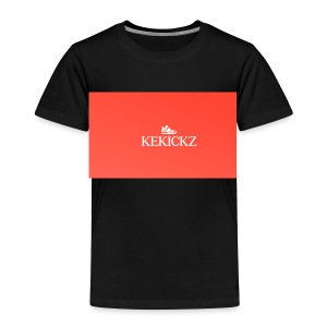 KeKickz Box logo - Toddler Premium T-Shirt